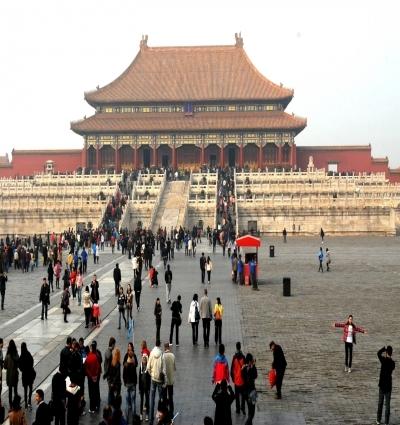 Oferte Vacante cu avionul - Beijing