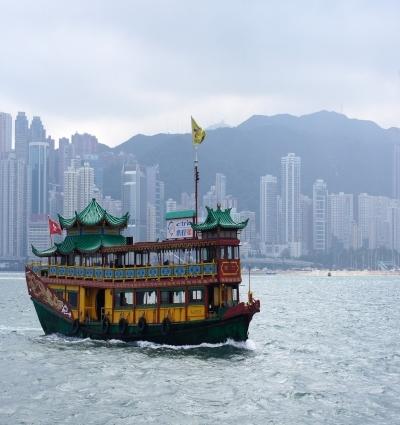 Oferte Vacante cu avionul - Hong Kong