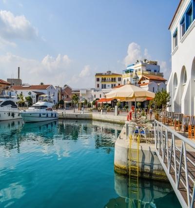 Oferte Vacante cu avionul - Limassol