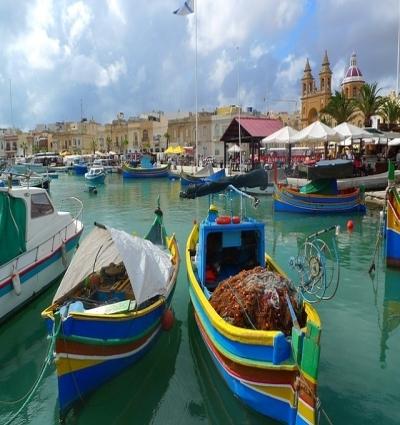 Oferte Vacante cu avionul - Malta