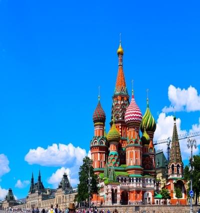 Oferte Vacante cu avionul - Moscova