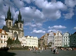 Oferte Vacante cu autocarul - Praga