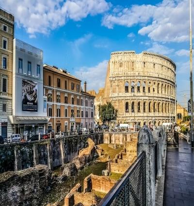 Oferte Vacante cu avionul - Roma