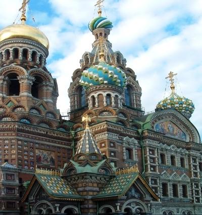 Oferte Vacante cu avionul - Sankt Petersburg