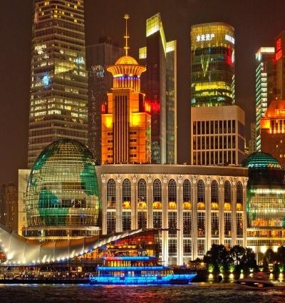 Oferte Vacante cu avionul - Shanghai