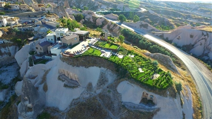 Ariana Sustainable Luxury Lodge - Cappadocia
