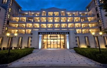 Hotel White Rock Castle - Balcik -Kavarna