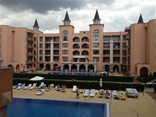Aparthotel Palazzo - Sunny Beach