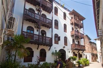 Asmini Palace Hotel - Zanzibar