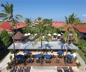 Bali Dynasty Resort - Kuta Beach