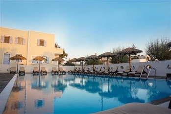 ALEXANDRA HOTEL - Santorini
