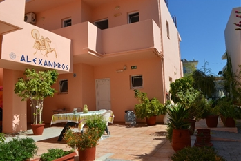 Alexandros Apartments (K) - Creta- Chania