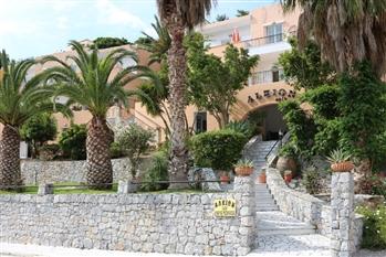 Alkion Apartments  - cat oficiala 2 chei (C) - Exopolis