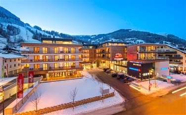 Alpenparks Hotel & Apartament Central - Zell am See