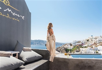 Alta Mare by Andronis (Adults Only - recomandat 4* superior) - Oia