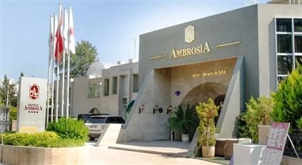AMBROSIA HOTEL (Bitez) - Bodrum