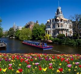 Amsterdam 2020 - Parada florilor - plecare din Cluj - Olanda