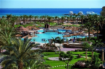 AMWAJ BLUE BEACH RESORT - Hurghada