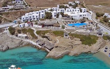 ANASTASIA VILLAGE HOTEL - Mykonos