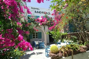 ANDREAS - Santorini