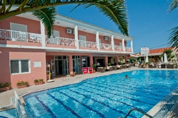 Angelina Hotel  Apartments (Sidari) - Corfu