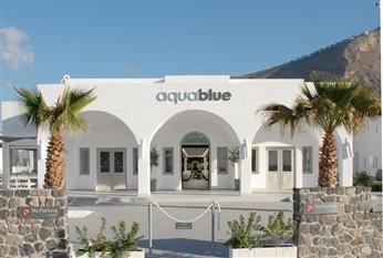 AQUA BLUE - Santorini