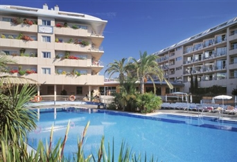 AQUA-HOTEL ONABRAVA - Costa Brava
