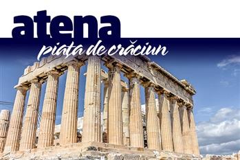 ATENA - PIATA DE CRACIUN 2019 IN CAPITALA MASLINILOR - Athena
