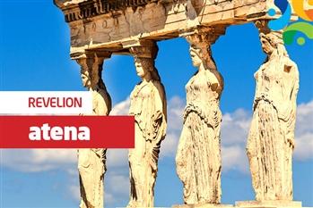 ATENA REVELION 2020 IN CAPITALA MASLINILOR - Hotel 5 Stele - Athena