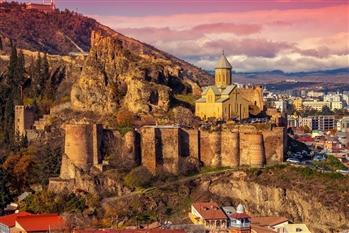 Azerbaijian, Armenia, Georgia 2019 - Georgia