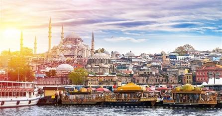 CANAKKALE - KUSADASI - ISTANBUL - Paste 2020 (autocar) - Istanbul