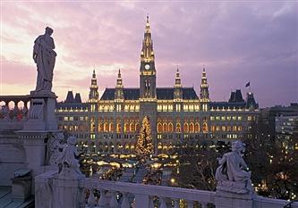 Capitale Imperiale - Pietele de Craciun 2019 - Vienna