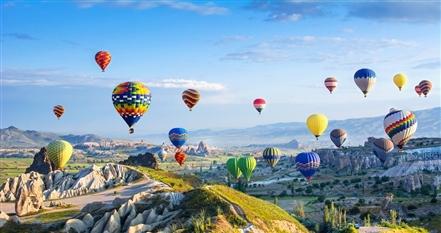 CAPPADOCIA - ANKARA - ISTANBUL - Paste 2020 (autocar) - Ankara
