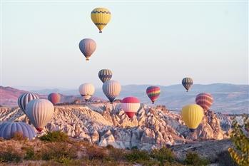 CAPPADOCIA si RIVIERA MEDITERANEI 03.10.2020 - Antalya