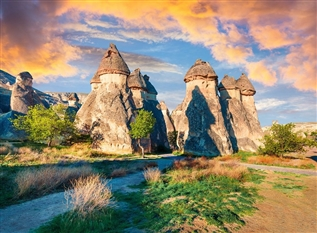 CAPPADOCIA si RIVIERA MEDITERANEI 24.04.2020 - Ankara