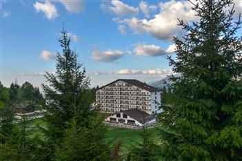Cheile Gradistei – Fundata Resort - Bran