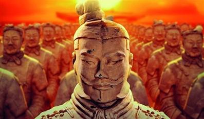 CHINA 2019 - Soldatii de teracota - Shanghai