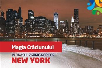 CRACIUN MAGIC IN ORASUL ZGARIE-NORILOR - Hotel in New Jersey - New York