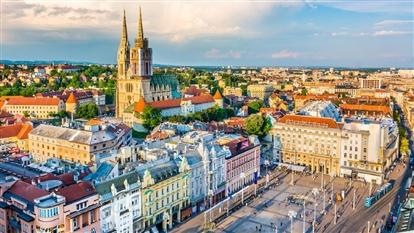 CROATIA - SLOVENIA 2020 - Zagreb