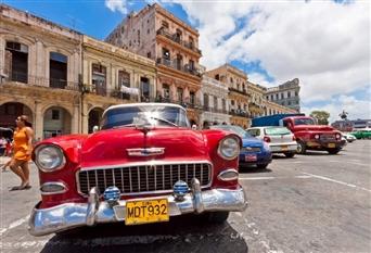 CUBA 2019 - Circuit si sejur (14 octombrie) - Havanna