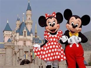 Disneyland Paris 2020 - Magia personajelor din desenele animate - Paris