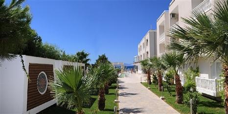 DOGAN BEACH RESORT  SPA HOTEL - Kusadasi
