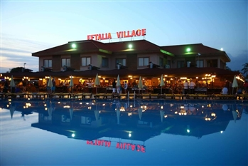 EFTALIA VILLAGE - Alanya