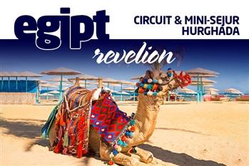 EGIPT - CIRCUIT CAIRO - MINISEJUR IN HURGHADA REVELION 2020 - Cairo