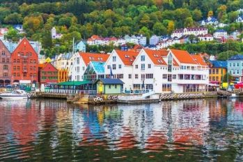 FIORDURILE NORVEGIEI - Plecare din CLUJ 2020 - Oslo