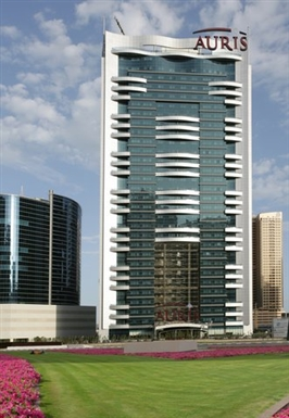 FIRST CENTRAL HOTEL APARTMENT (EX AURIS) - Dubai