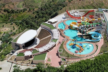 GOLD CITY TOURISM COMPLEX - Alanya