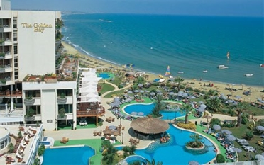 Golden Bay Beach - Larnaca