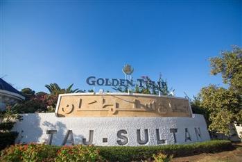 GOLDEN TULIP TAJ SULTAN (recomandat 4*+) - Hammamet - Yasmine