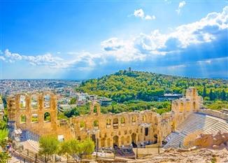 Grecia 2019 -  Pelerinaj la Sfantul Efrem - Athena